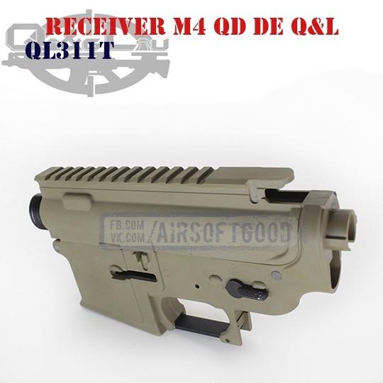 Receiver M4 QD DE Q&L (QL311T)