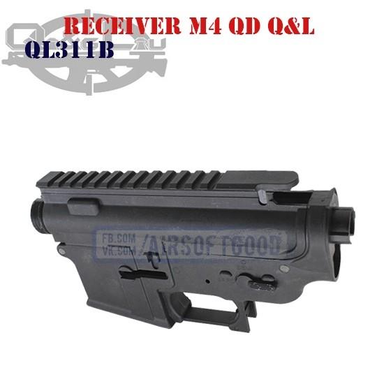 Receiver M4 QD Q&L (QL311B)