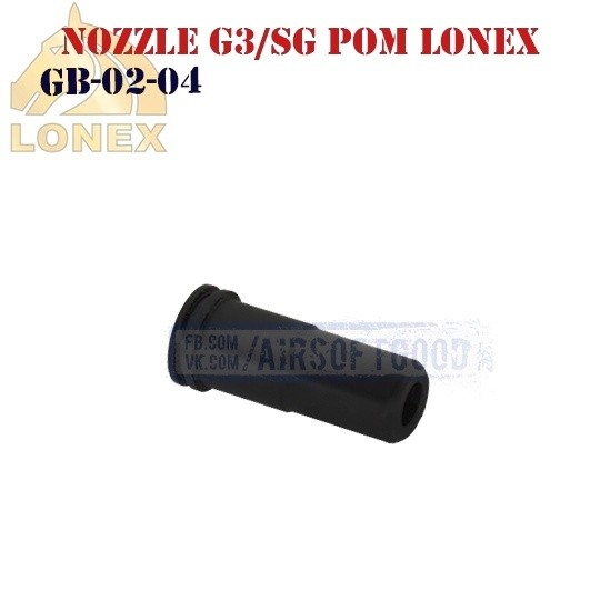 Seal Nozzle G3 SG POM LONEX (GB-02-04)
