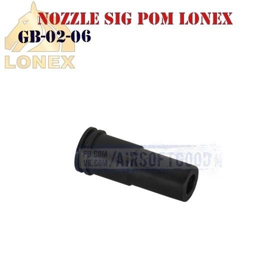 Seal Nozzle SIG POM LONEX (GB-02-06)