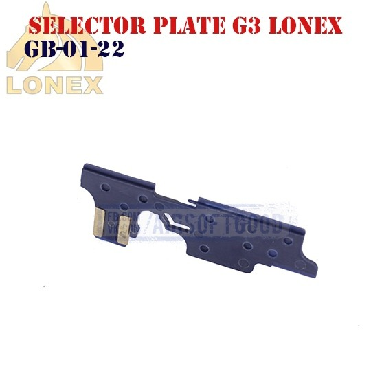 Selector Plate G3 Anti-Heat LONEX (GB-01-22)