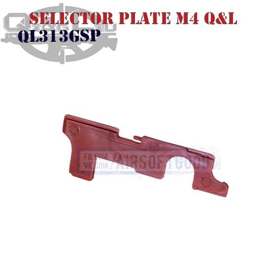Selector Plate M4 Q&L (QL313GSP)