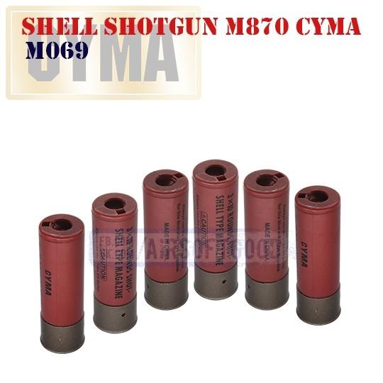 Shell Shotgun Set M870 CYMA (M069)