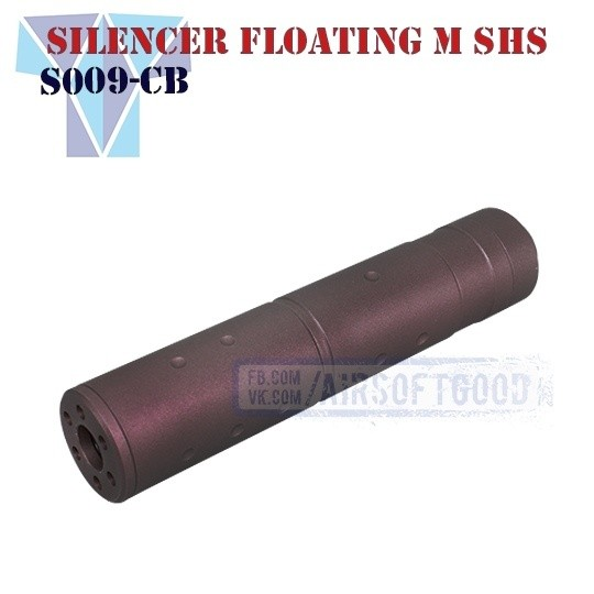 Silencer Floating M CB SHS (S009-CB)