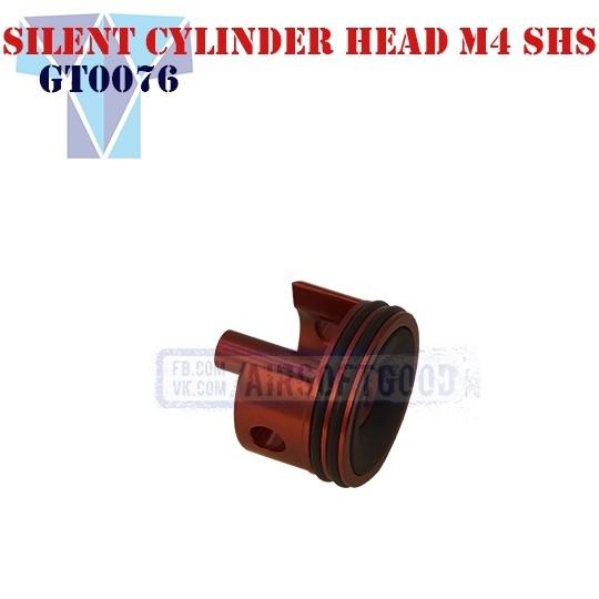 Silent Cylinder Head M4 Aluminum SHS (GT0076)