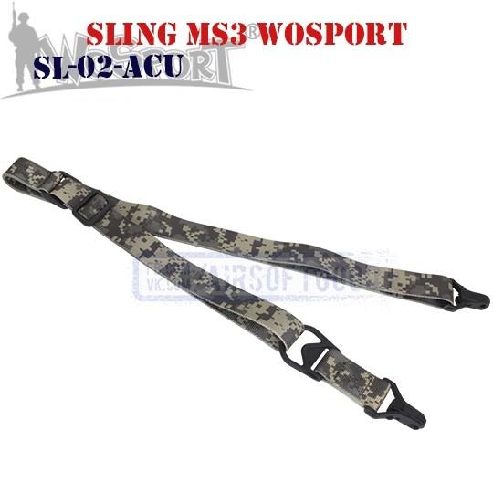 Sling MS3 MAGPUL ACU WoSporT (SL-02-ACU)