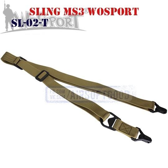 Sling MS3 MAGPUL TAN WoSporT (SL-02-T)