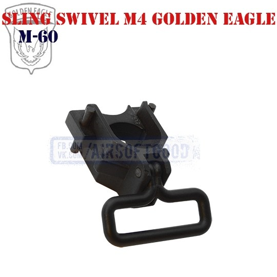 Sling Swivel M4 Golden Eagle (M-60)