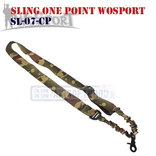 Sling Tactical One Point MULTICAM WoSporT (SL-07-CP)