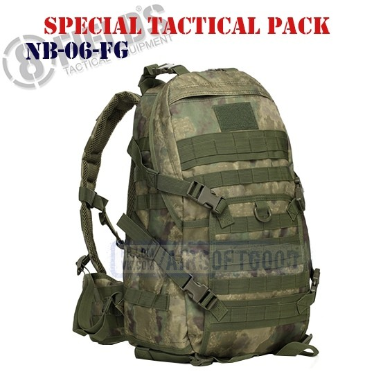 Special BackPack Tactical A-TACS FG 8FIELDS (NB-06-FG)