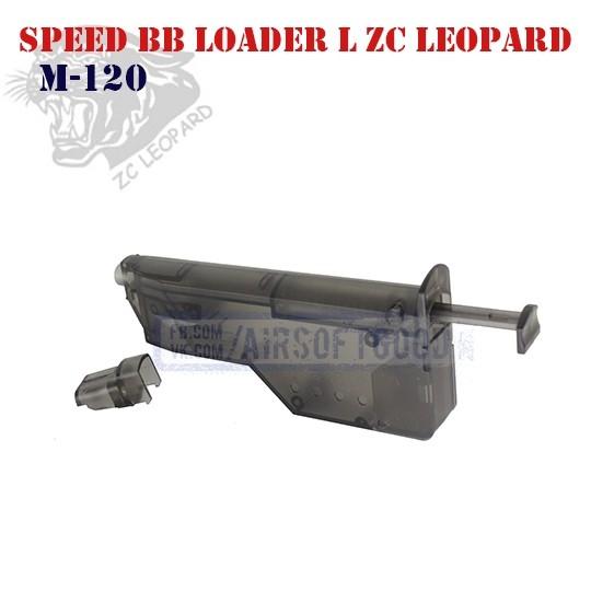 Speed BB Loader L ZC Leopard (M-120)
