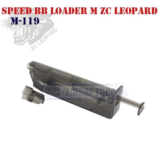 Speed BB Loader M ZC Leopard (M-119)