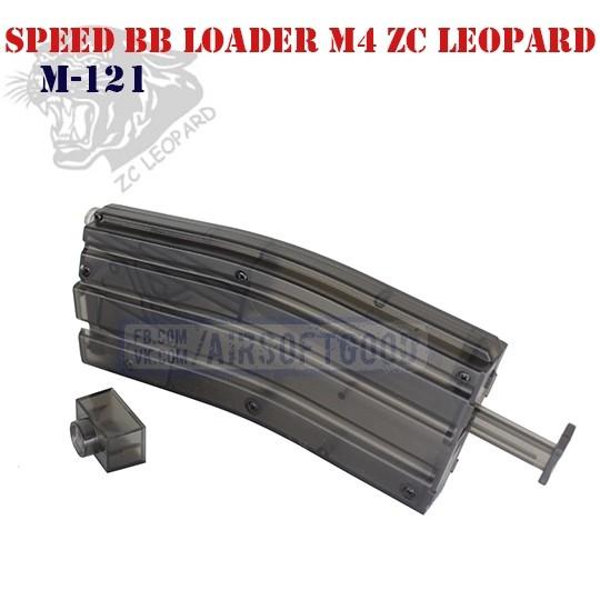 Speed BB Loader M4 ZC Leopard (M-121)
