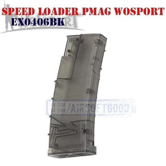 Speed Loader PMAG WoSporT (EX0406BK)