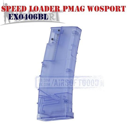 Speed Loader PMAG WoSporT (EX0406BL)