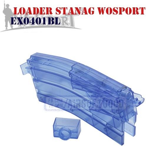 Speed Loader STANAG WoSporT (EX0401BL)
