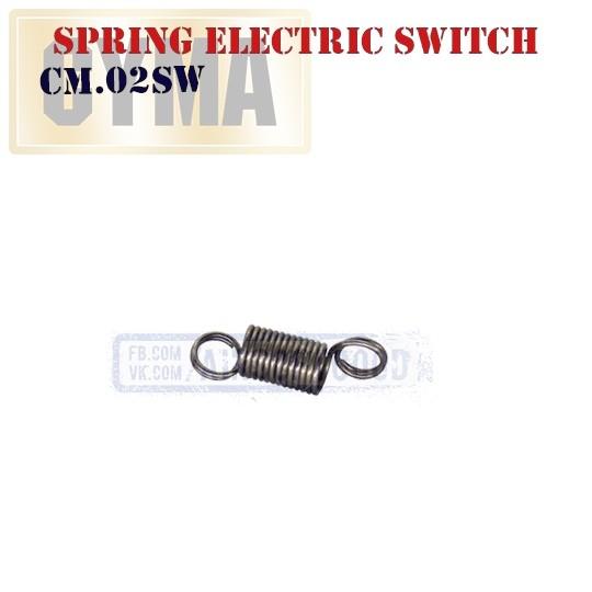 Spring Electric Switch CYMA (CM.02SW)