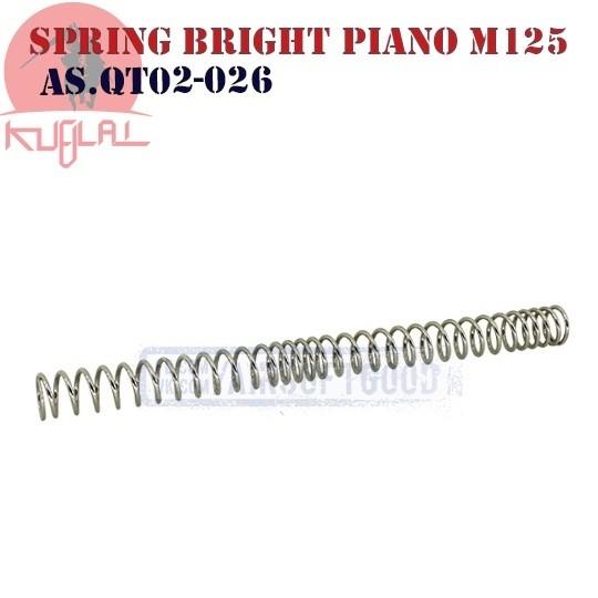 Spring High Quality Bright Piano M125 KUBLAI (AS.QT02-026)