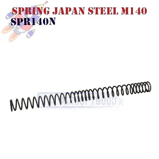 Spring Japan Steel M140 ROCKET (SPR140N)