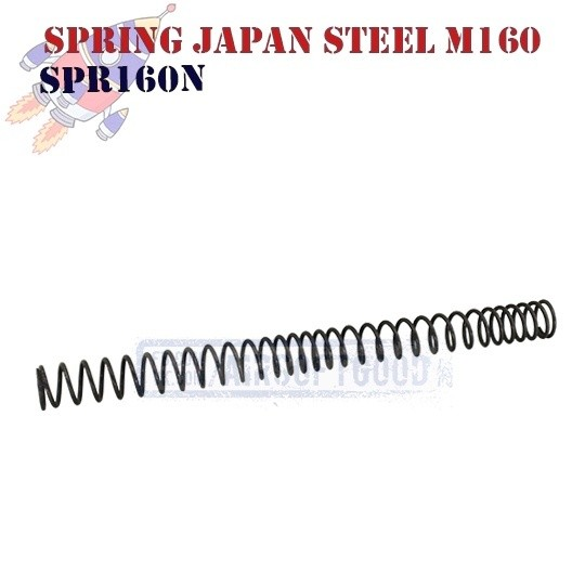 Spring Japan Steel M160 ROCKET (SPR160N)