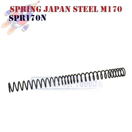 Spring Japan Steel M170 ROCKET (SPR170N)