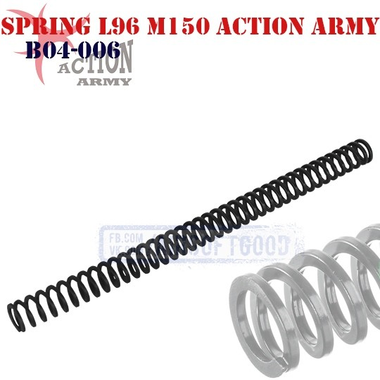 Spring L96 M150 ACTION ARMY ( B04-006)