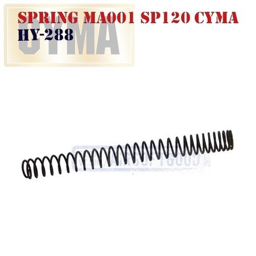 Spring MA002 SP120 CYMA Пружина для страйкбола HY-288