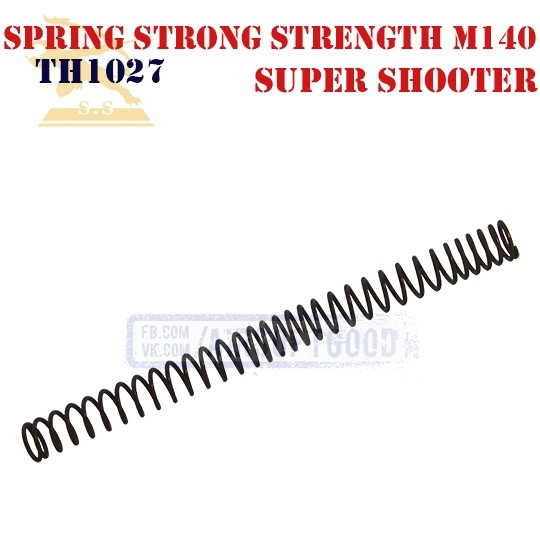 Spring Strong Strength M140 Super Shooter (TH1027)