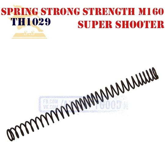 Spring Strong Strength M160 Super Shooter (TH1029)