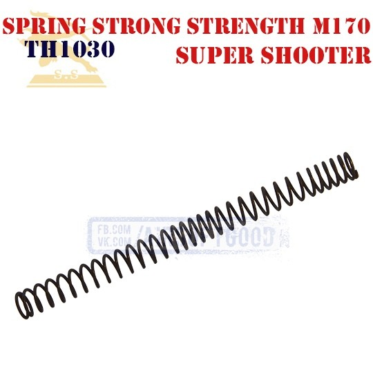 Spring Strong Strength M170 Super Shooter (TH1030)