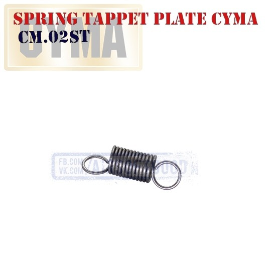 Spring Tappet Plate CYMA (CM.02ST)