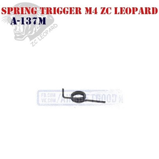 Spring Trigger M4 ZC Leopard (A-137M)