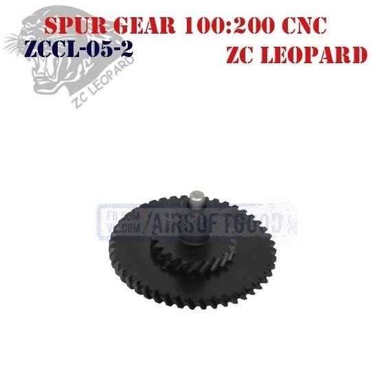Spur Gear Torque 100:200 CNC ZC Leopard (ZCCL-05-2)