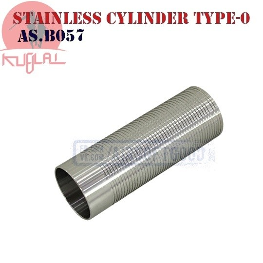 Stainless Steel Cylinder Type-0 KUBLAI (AS.B057)