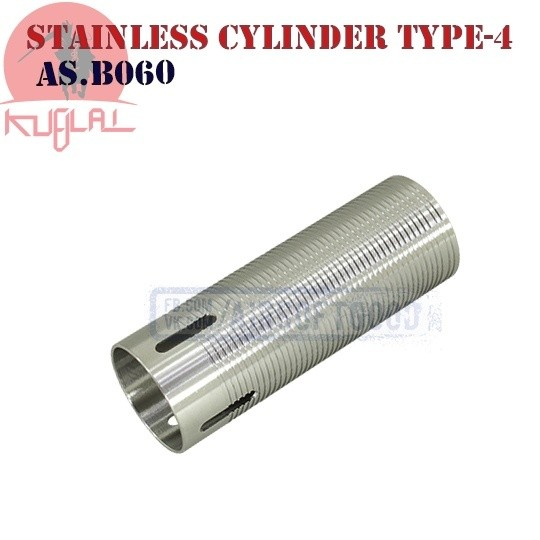 Stainless Steel Cylinder Type-4 KUBLAI (AS.B060)