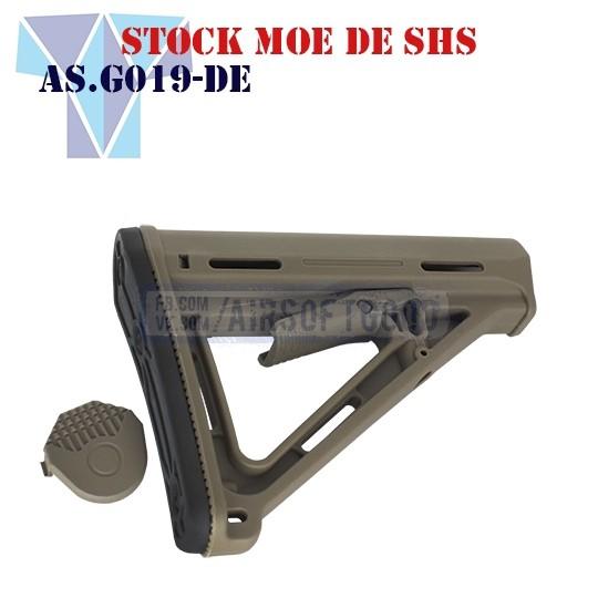 Stock MOE DE SHS (AS.G019-DE)