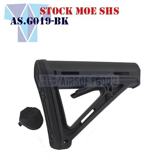 Stock MOE SHS (AS.G019-BK)