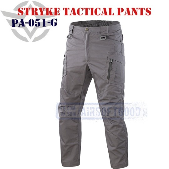 Stryke Tactical Pants Gray ESDY (PA-051-G)