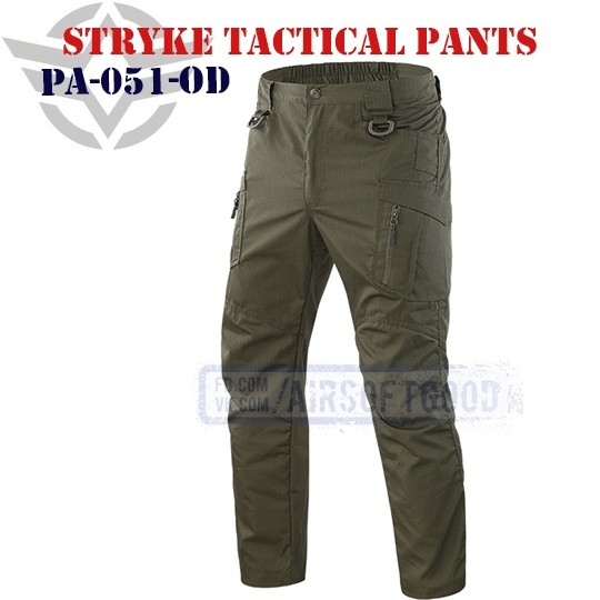 Stryke Tactical Pants Olive ESDY (PA-051-OD)
