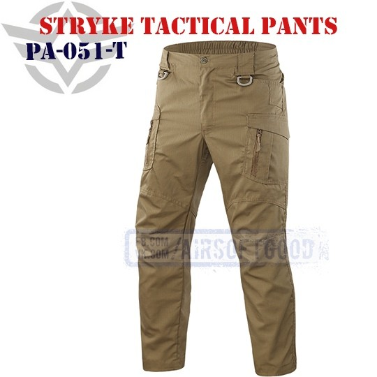 Stryke Tactical Pants TAN ESDY (PA-051-T)