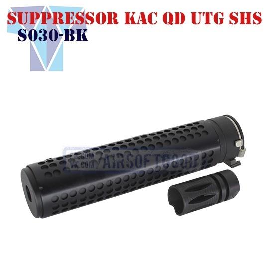 Suppresor KAC QD UTG SHS (S030-BK)