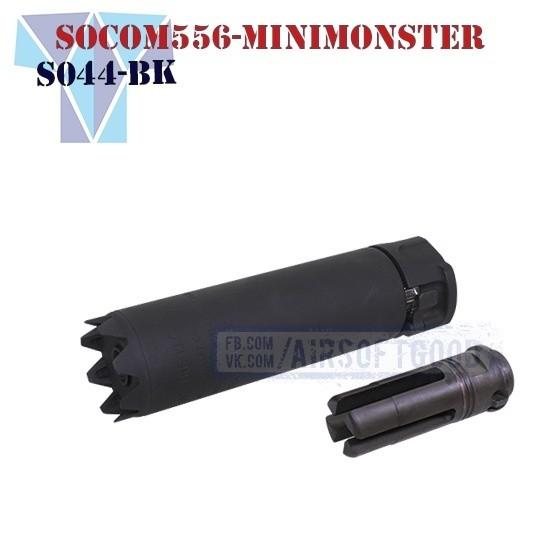 Suppressor SureFire SOCOM556-MINIMONSTER BK SHS (S044-BK)