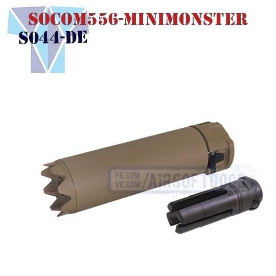 Suppressor SureFire SOCOM556-MINIMONSTER DE SHS (S044-DE)