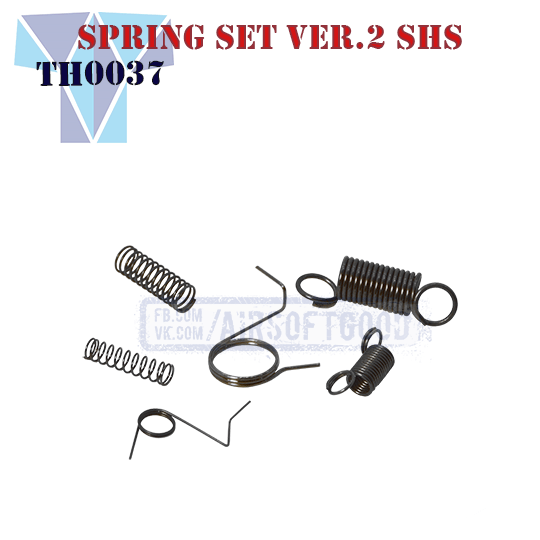 Spring Set Gearbox Version 2 SHS (TH0037)