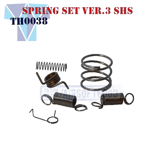 Spring Set Gearbox Version 3 SHS (TH0038)