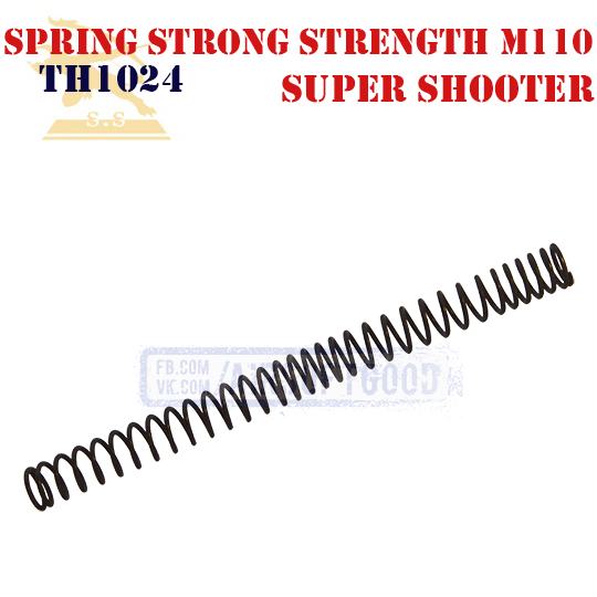 Spring Strong Strength M110 Super Shooter (TH1024)