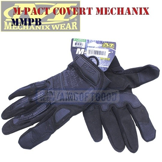 Tactical Gloves M-Pact Covert Old-Version Mechanix (MMPB)