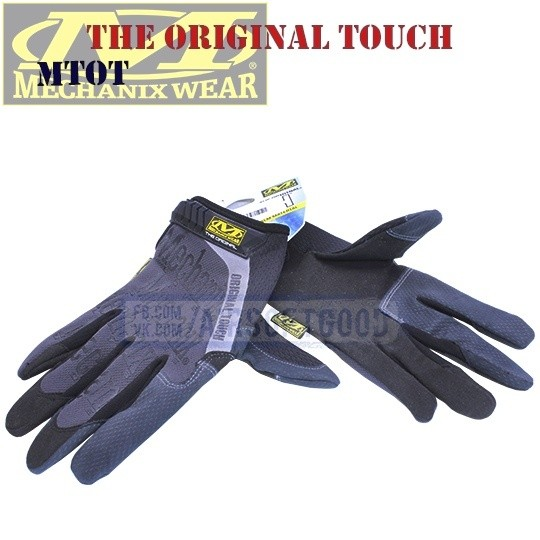 Tactical Gloves The Original Touch Old-Version Mechanix (MTOT)