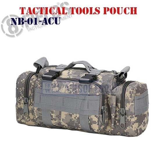 Tactical Tools Pouch ACU 8FIELDS (NB-01-ACU)