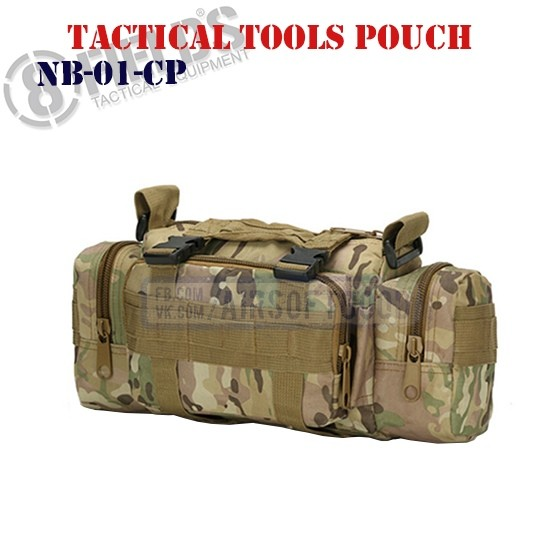 Tactical Tools Pouch MULTICAM 8FIELDS (NB-01-CP)